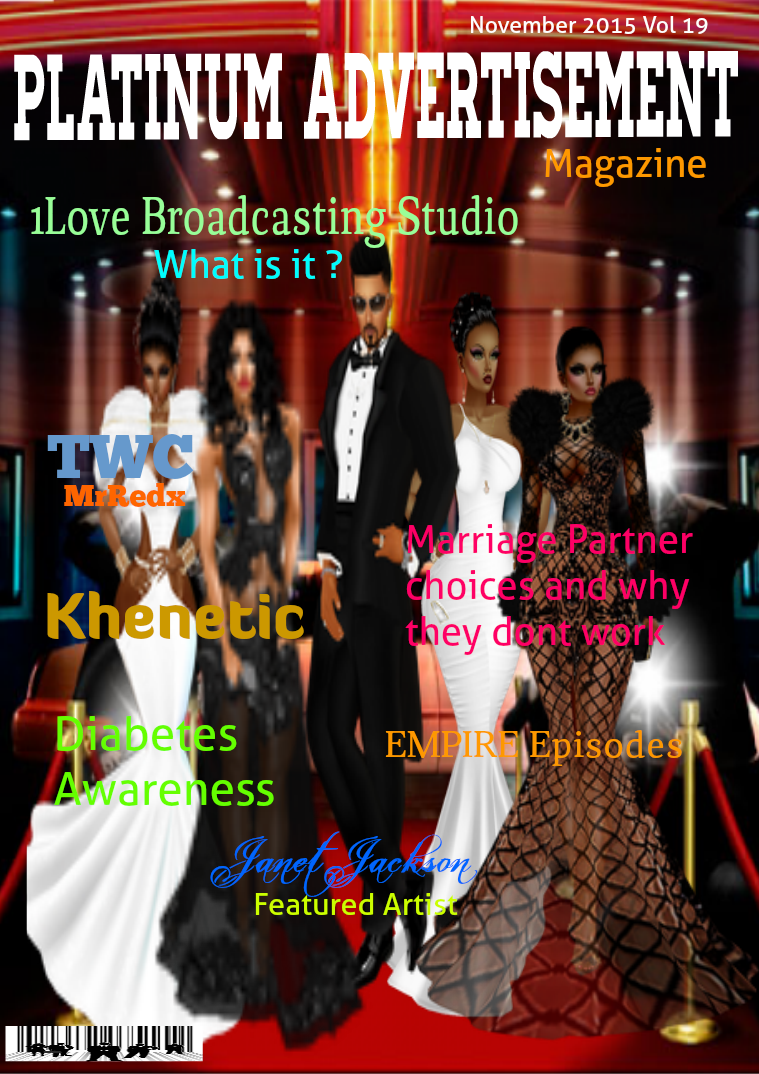 Platinum Advertisement Magazine November 2015 vol 19