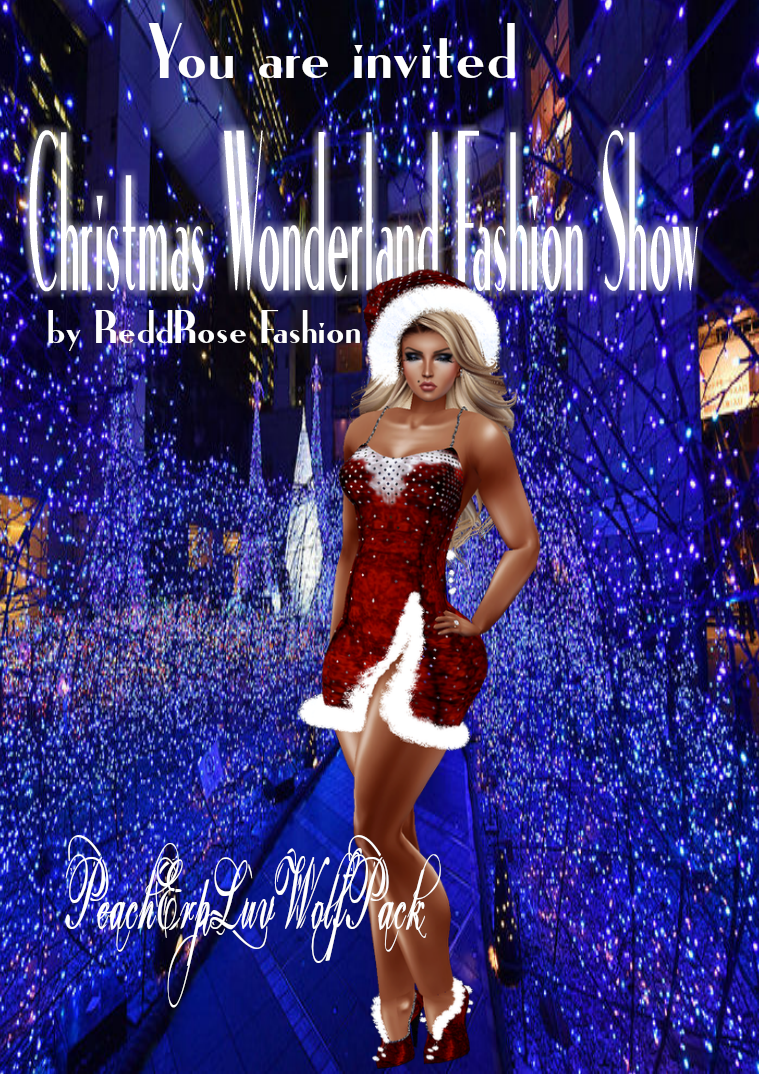 Christmas Wonderland Fashion Show Vol 1  Dec 2016
