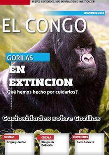 MUNDO ANIMAL - LOS GORILAS