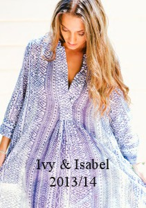 Ivy and Isabel Look Book 2013/2014 Volume. 1