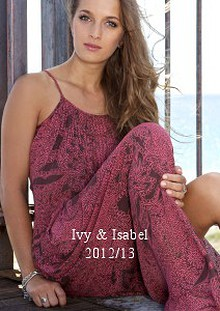Ivy and Isabel Look Book 2013/2014