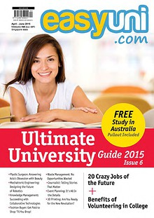 EASYUNI Ultimate University Guide 2013