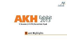 AKH Exhibit 2013