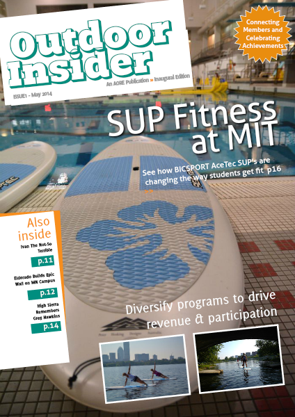 Outdoor Insider Issue 1