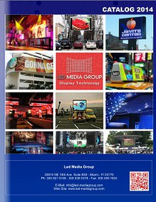 Led Media Group - Display Manufacturer