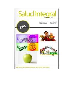 Salud Integral (e.g Nov 2013)