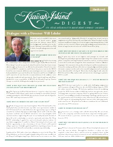Kiawah Island Digest March 2014