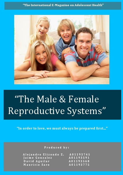Male & Female Reproductive Systems Volume 3