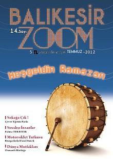 Balikesir Zoom Dergisi - Temmuz ()