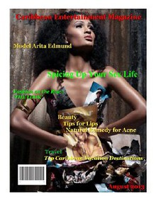 Caribbean Entertainement Magazine - August 2013 Issue