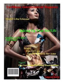 Caribbean Entertainement Magazine - August 2013 Issue