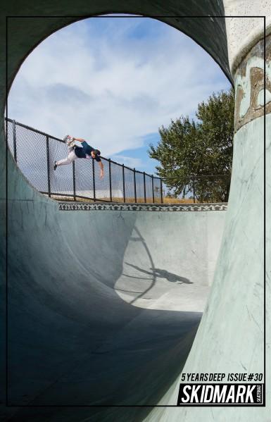 Skidmark Skatemag #30