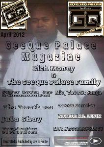 GeeQue Palace APRIL. 2012