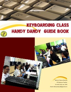 JFKHS STUDENT HANDBOOK KB Reference Guide Book