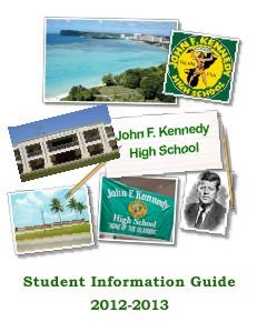 JFKHS STUDENT HANDBOOK HANDBOOK MASTER 6-4-12