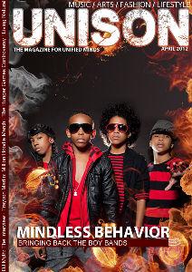 UNISON Magazine April. 2012