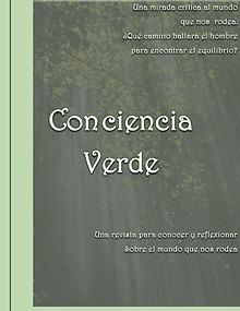 Revista Conciencia Verde