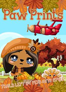 Paw Prints