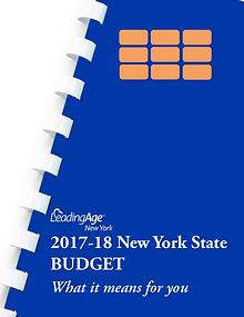 LeadingAge New York State Budget Review
