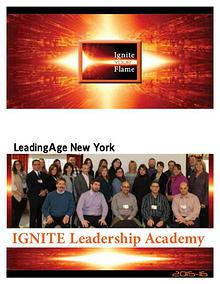 IGNITE Leadership Academy LeadingAge New York 2014-15