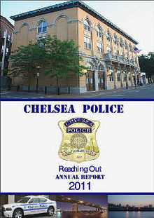 Chelsea Police Department 2011 Annual Report