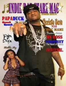 Indie Rap Starz Magazine () June. 2012