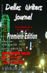 Dallas Writers Journal Jan. 2012