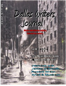 Dallas Writers Journal Mar. 2012