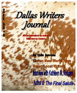 Dallas Writers Journal May 2012
