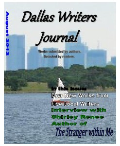 Dallas Writers Journal Aug. 2012