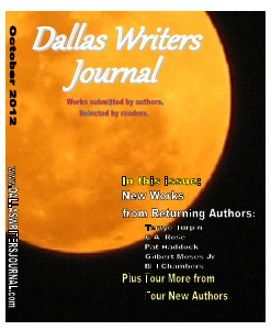 Dallas Writers Journal Oct. 2012