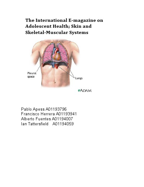 E Health Magasine May 2014