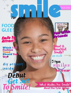 Smile for Girls Issue 1