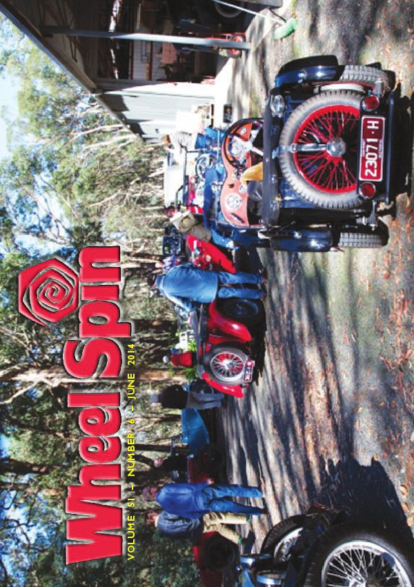 MGCCV Wheel Spin [V51#6] June 2014