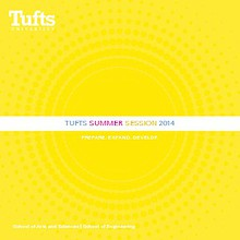Tufts Summer Session Viewbook