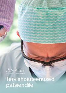 """Ida-Tallinna Keskhaigla """"Tervishoiuteenused patsiendile"""""""