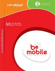 Catalogo 2017 Be Mobile