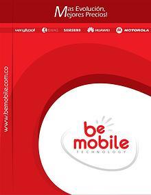 Catalogo 2017 Be Mobile