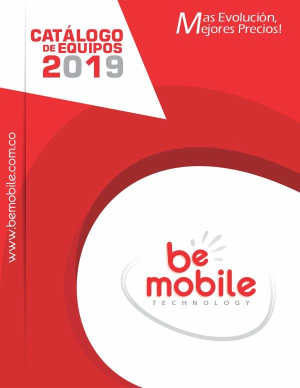 Catalogo Be Mobile 2019 Catalogo 2019 compaginado