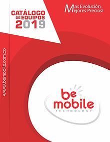 Catalogo Be Mobile 2019