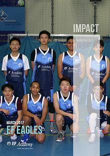 EF Academy Torbay Impact Magazine