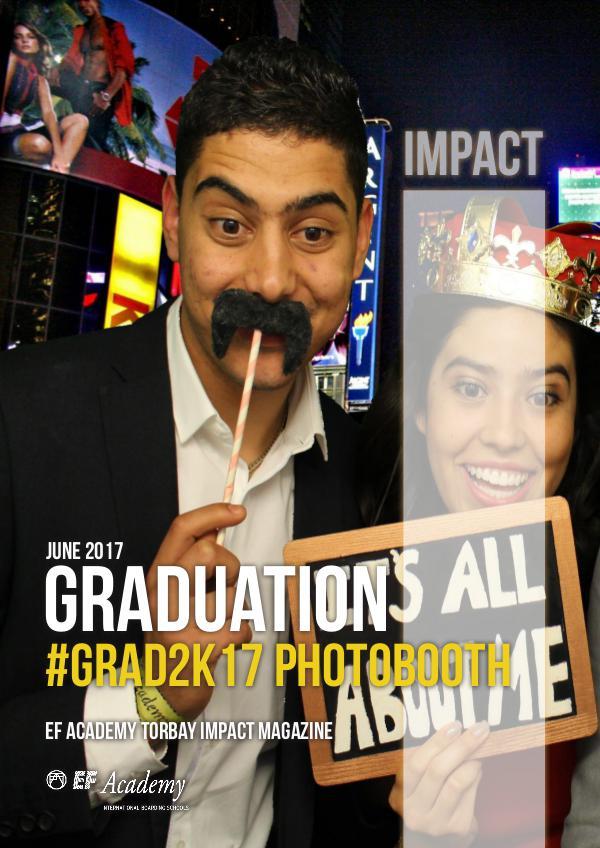 June 2017 - Graduation Photobooth