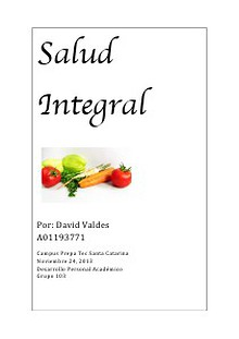 Salud Integral Proyecto Final