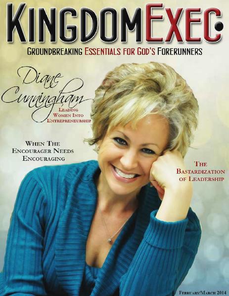 KingdomExec. Magazine Volume 1