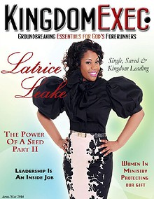 KingdomExec. Magazine