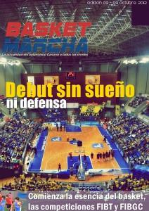 Basket Marcha 2012 9 octubre, 2012