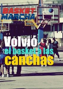 Basket Marcha 17 enero, 2013