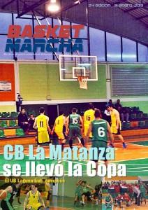 Basket Marcha 2013 31 enero, 2013
