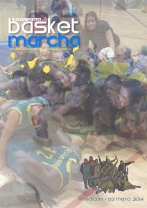 Basket Marcha 2013 2 mayo, 2013