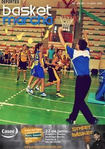 Basket Marcha 2013 12 junio, 2013